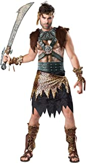 Men's Barbarian Warrior Costume