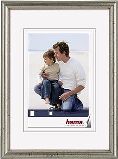 comprar comparacion Hama 00064902 Plata - Marco (Madera, Plata, 70 mm, 100 mm)