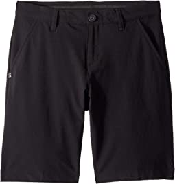 Solid Golf Shorts (Little Kids/Big Kids)