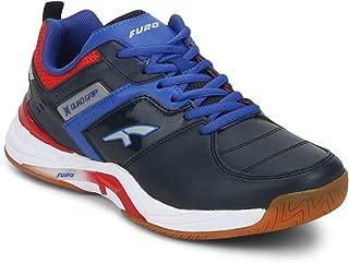 FURO by Redchief Men's Blue Tennis Shoes-9 UK (44 EU) (T6003 821_9)
