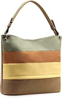 83636205b7a2 Amazon.com  Faux Leather - Hobo Bags   Handbags   Wallets  Clothing ...