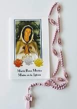 El Libro de Maria Rosa Mistica Madre de la Iglesia y Rosario Rosa Mistica