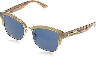 نظارة شمسية بنصف اطار للنساء من بيربري