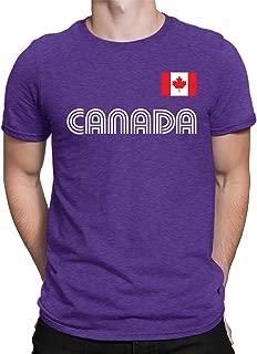 SpiritForged Apparel Canada Soccer Jersey Men's T-Shirt