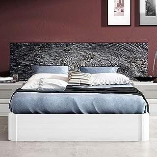 setecientosgramos Cabecero Cama PVC | WoodTreeII | Varias Medidas | Fácil colocación | Decoración Dormitorio (200x60cm)