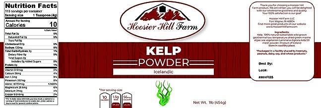 Hoosier Hill Farm Icelandic Kelp Powder, 1lb.