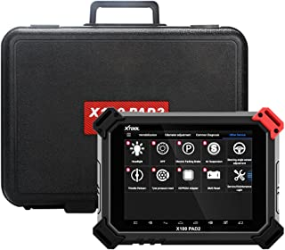 XTOOL X100 PAD2 OBDII Diagnostic Tool Full System Auto Key Programmer Free Update Car Key IMMO ABS/SRS/EPB/Oil Reset/SAS