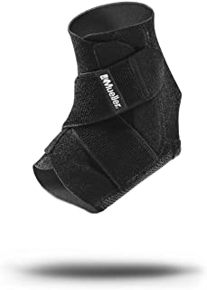 Mueller Adjustable Neoprene Ankle Stabilizer Recovery Support Brace; One Size