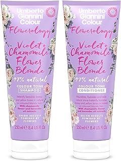 Umberto Giannini Flowerology Shampoo & Conditioner Duo,