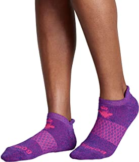Bombas Women's Marls Ankle Socks, (Electric Purple, Medium)