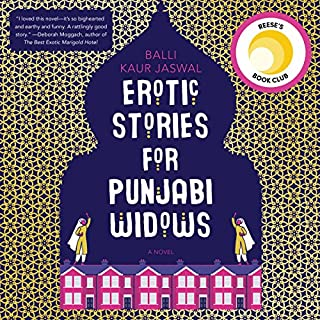 Erotic Stories for Punjabi Widows     A Novel              Auteur(s):                                                                                                                                 Balli Kaur Jaswal                               Narrateur(s):                                                                                                                                 Meera Syal                      Durée: 10 h et 34 min     193 évaluations     Au global 4,6