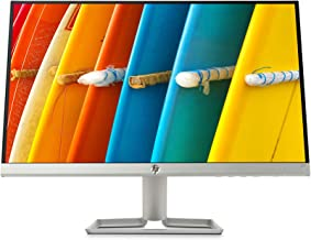 HP 22f FHD Monitor - 21.5-inch Full HD 1080p IPS Display - 60 Hz and AMD FreeSync - Ultra-slim Screen with Ultra-wide View...