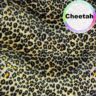 Best cheetah fabric print Reviews