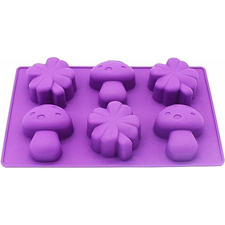 Four Leaf Clover Plastic Mold Bath Bomb mold Soap mold Resin mold