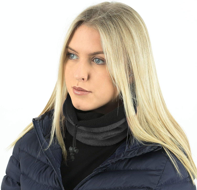 UNISEX Mens-Damen SUPER SOFT HALSWAERMER GAITER HAT F/ÜR SKI WANDERN