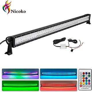 halo 42 led light bar