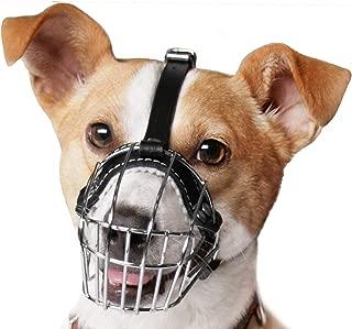 basket wire muzzle