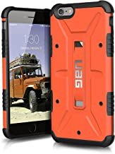 UAG iPhone 6 Plus / iPhone 6s Plus [5.5-inch screen] Feather-Light Composite [RUST] Military Drop Tested Phone Case