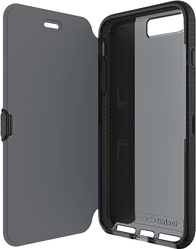 discount Tech21 wholesale outlet sale Evo Wallet for iPhone 7 Plus- Black sale