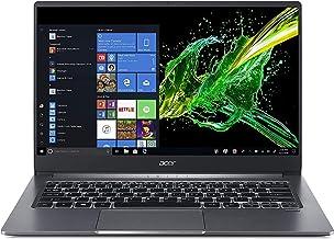 "Acer Swift 3 14"" Laptop SF314-57-79ZH Intel Core i7-1065G7 1.3GHz 8GB Ram 512GB SSD Graphics Card Intel Iris Plus Graphics..."