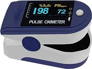Pulox Oxímetro de Pulso PO-200 Solo para medir la saturaci