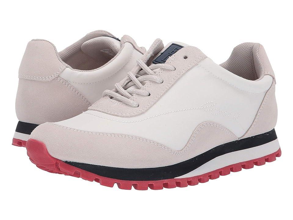 ED Ellen DeGeneres Fabrey Sneaker (Milk/Gris) Women