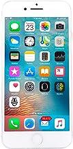 Apple iPhone 8, Fully Unlocked, 256GB - Silver (Renewed)
