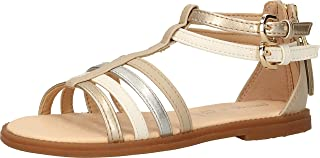 Geox J Sandal Karly Girl, Plates. Fille