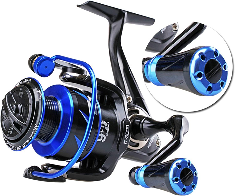ZEFS--ESD Colorado Springs Mall Spinning Fishing Popular standard Reel- Handle Aluminium Reel
