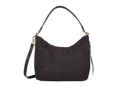 Hobo Delilah (Black 3) Handbags