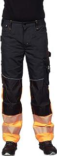 Stenso Prisma - Pantaloni da Lavoro Stile Cargo - Uomo