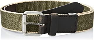 Timberland Men's CANVAS MAN BELT CANVAS MAN BELT