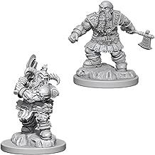 D&d Nolzur's Marvelous Miniatures - Male Dwarf Barbarian