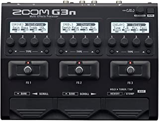 Zoom G3N Multi Effects Processor for Guitar