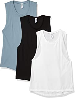 Marky G Apparel Women's Performance Festival Muscle Tank Top (Pack of 3)