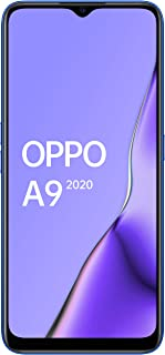 OPPO A9 2020 (Space Purple, 4GB RAM, 128GB Storage) with No Cost EMI/Additional Exchange Offers