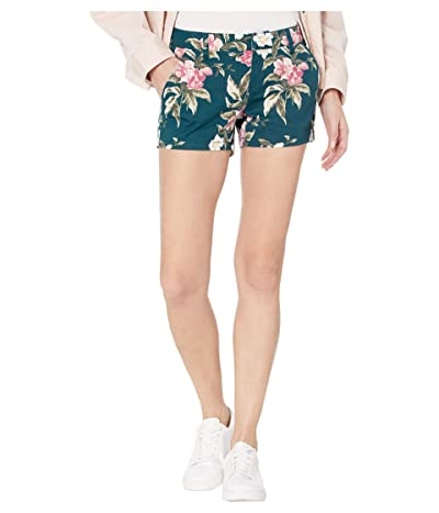 Volcom Frochickie Shorts (Emerald Green) Women