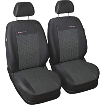 Sitzbezüge grau vorne ELE VW PASSAT 2006