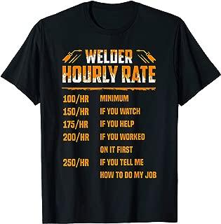 Best welder hourly rate Reviews