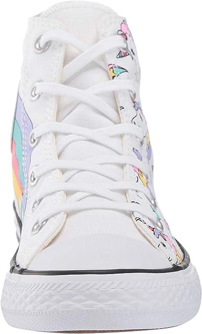 converse scarpe unicorno