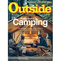 Deals on Outside Magazine Subscription 1 Year 8 Issues
