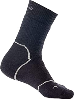 Icebreaker Men's Hike+ Heavy Cushion Crew Sock