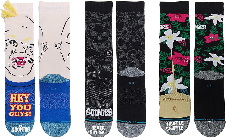 Stance Goonies Select Crew Sock 3-Pack
