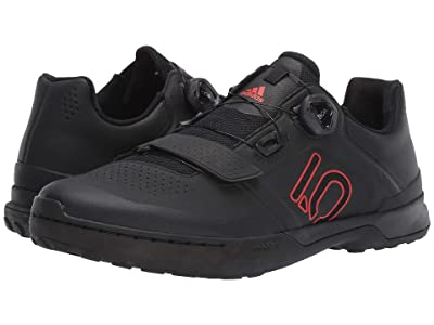 Five Ten Kestrel Pro Boa (Black/Red/Grey Six) Men