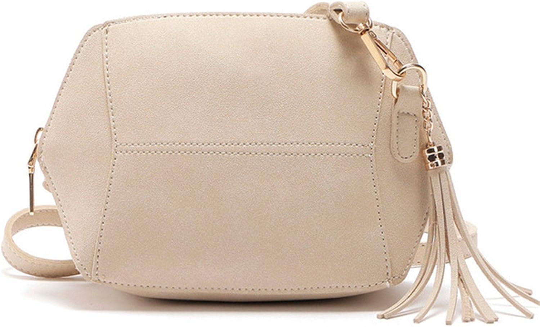 Gomez 2018 New Fashion Satchel PU Leather Shoulder Bag for Women Tassel Handbag Ladies Crossbody Bags Tote