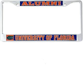 university of florida alumni license plate