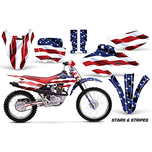 Dirt Bike Graphic: Amazon com