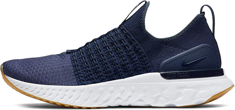 Nike Max 83% OFF React Phantom Run Fk Mens Cj0277-401 Shoe Running 2 Long Beach Mall