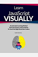 By Ivelin Demirov - Learn JavaScript VISUALLY (2014-08-02) [Paperback] Paperback
