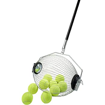 Recogepelotas de tenis   40 Pelotas   Recogepelotas padel: Amazon ...